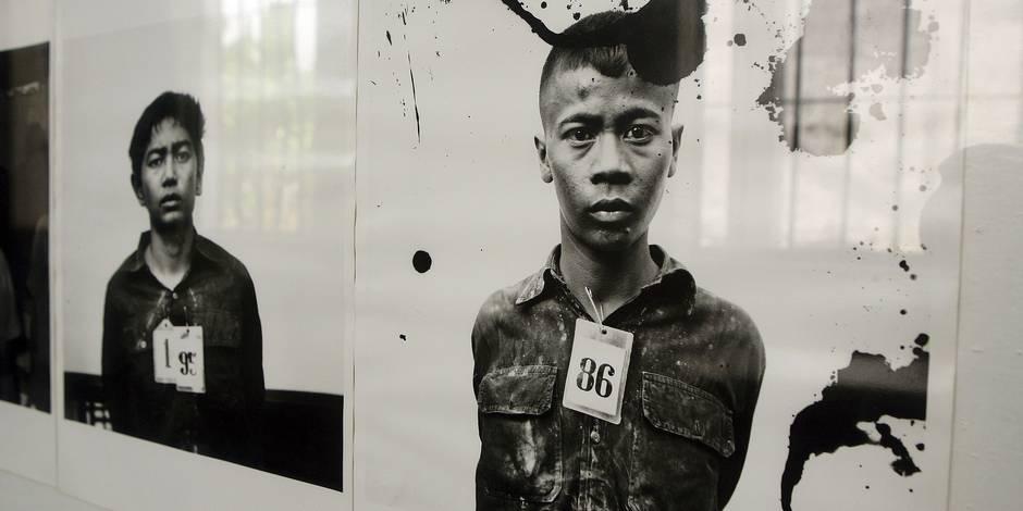 Condamnation historique des Khmers rouges - La Libre