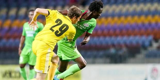 Zulte Waregem quitte la scène européenne sur un match nul (2-2) - La Libre
