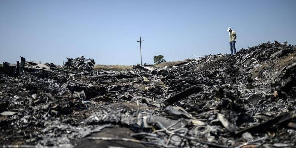 Crash MH17 : 23 victimes identifiées