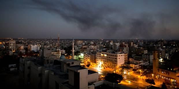 Trêve de 72 heures entrée en vigueur dans la bande de Gaza - La Libre