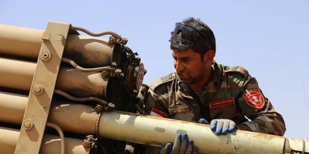 Irak: Les Etats-Unis livrent des armes aux forces kurdes - La Libre