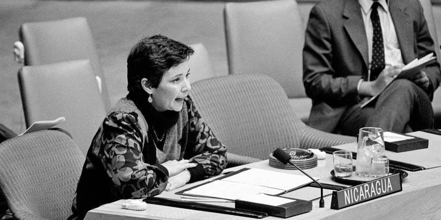 Spy Games: Nora Astorga, la Judith sandiniste
