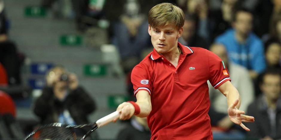 Coupe Davis: la Belgique sera reçue en terrain neutre