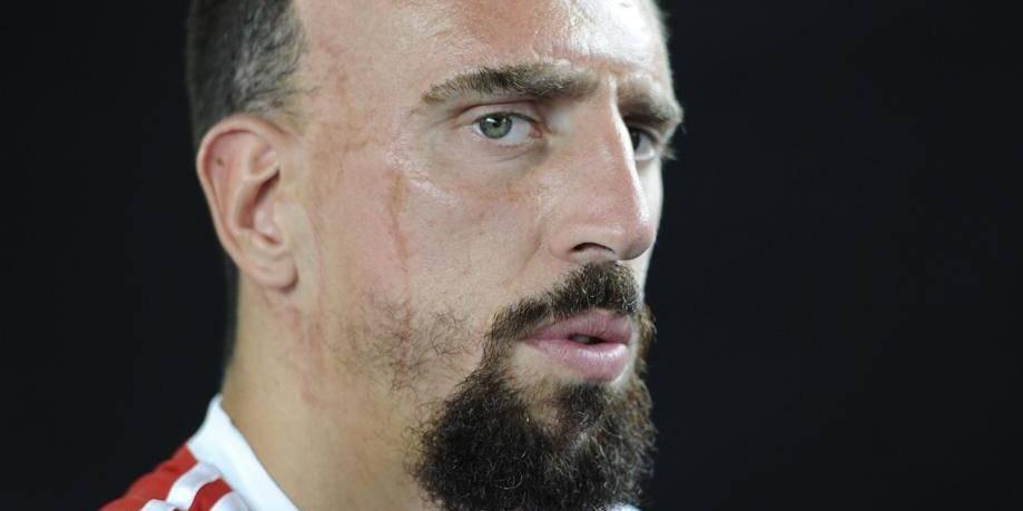 Ribéry et l'équipe de France, c'est fini!