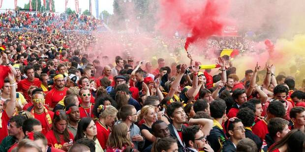 Euro 2020: Bruxelles ville hôte de l'Euro? - La Libre