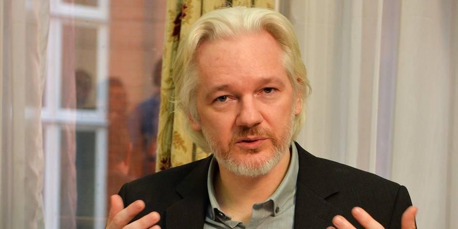 """Julian Assange annonce qu'il quittera """"bientôt"""" l'ambassade d'Equateur"""