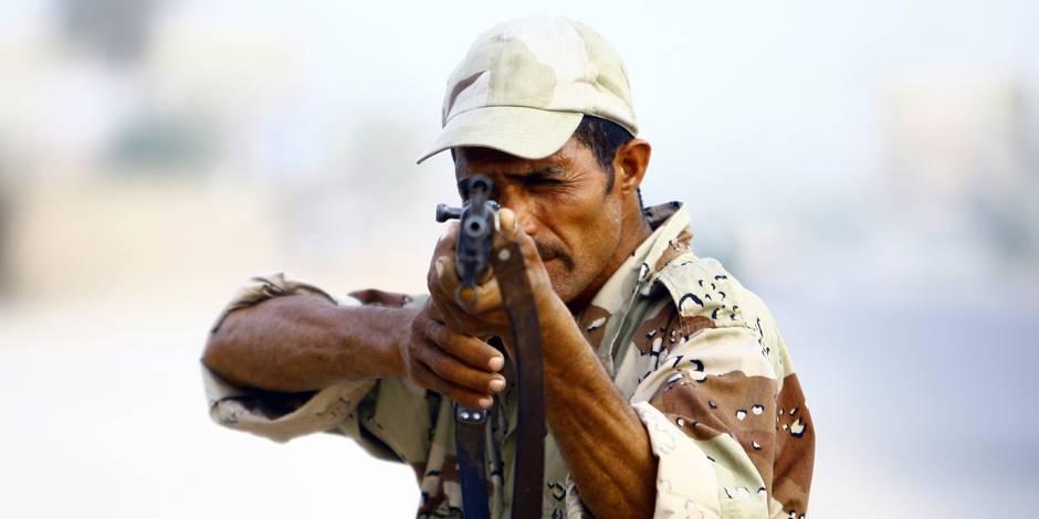 Irak: l'armée attaque les jihadistes, l'ONU prépare une vaste opération humanitaire
