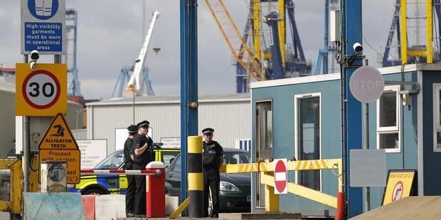 Clandestins en provenance de Zeebrugge: un deuxième homme arrêté - La Libre
