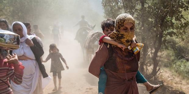 Irak: la Belgique bat un record de lenteur pour une aide urgente - La Libre