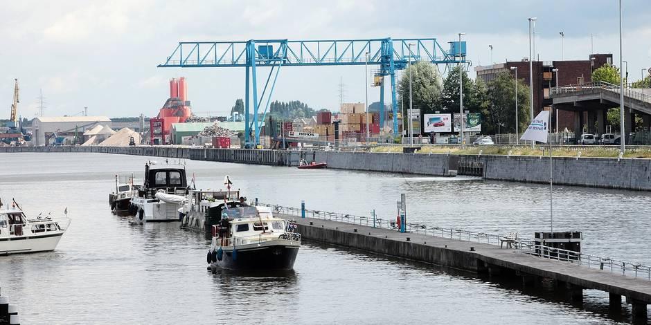Le Port de Bruxelles, port de mer.