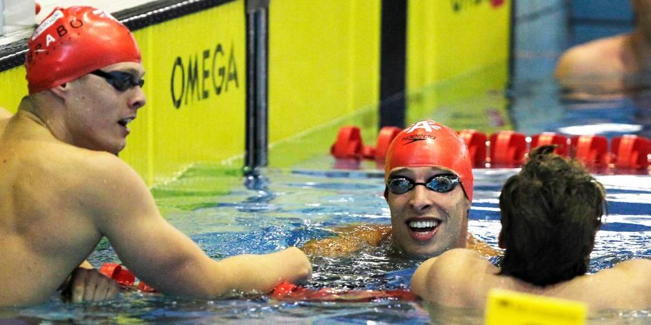 Une médaille belge à l'Euro de natation