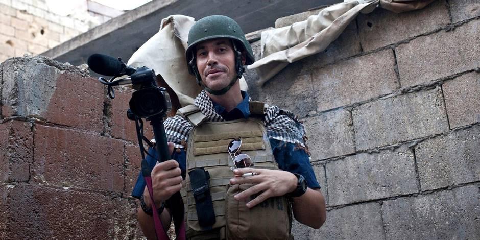 Le bourreau de James Foley identifié?