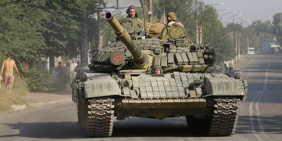 """Ukraine: Washington dénonce une """"escalade significative"""""""