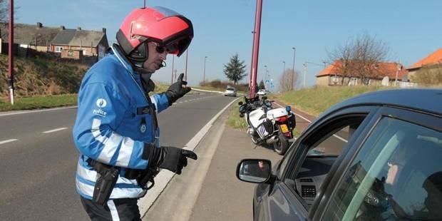 Bruxelles: Deux conducteurs surpris à 137km/h et 126 km/h en zone 50 - La Libre