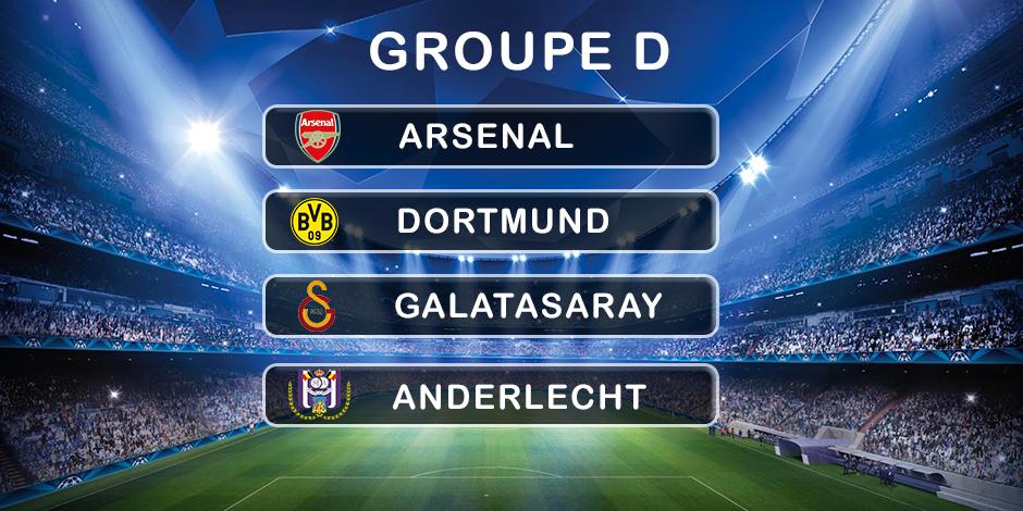 Ligue des Champions: des affiches et du beau jeu pour Anderlecht