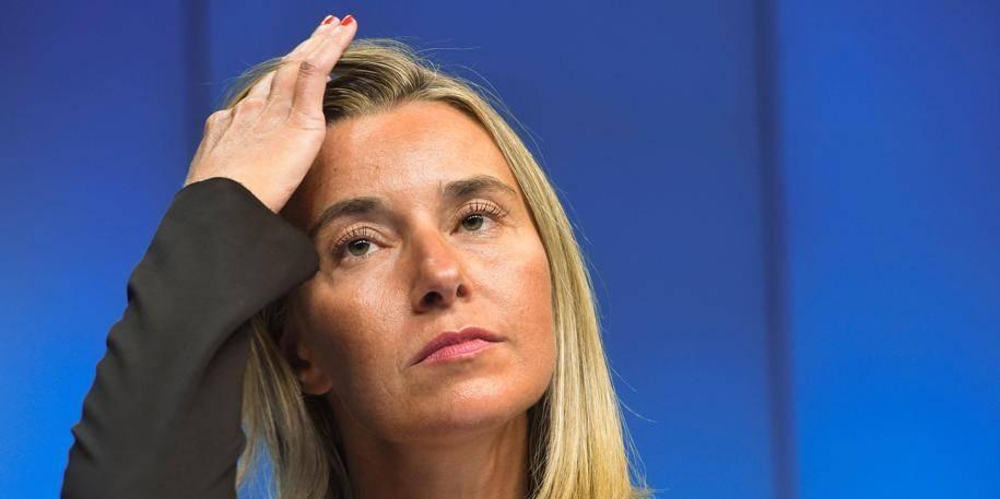 Nommé à la tête de la diplomatie européenne, Federica Mogherini devra convaincre les sceptiques