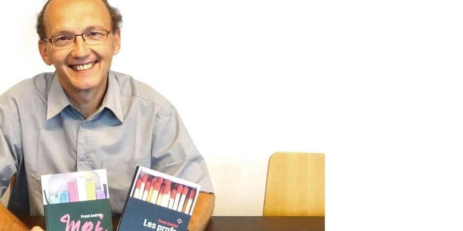 """Frank Andriat: """"Réussir l'école, c'est d'abord faire confiance aux professeurs"""" - La Libre"""
