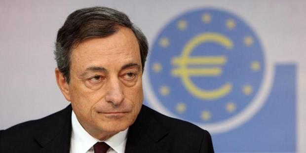 La BCE abaisse son principal taux directeur à 0,05% - La Libre