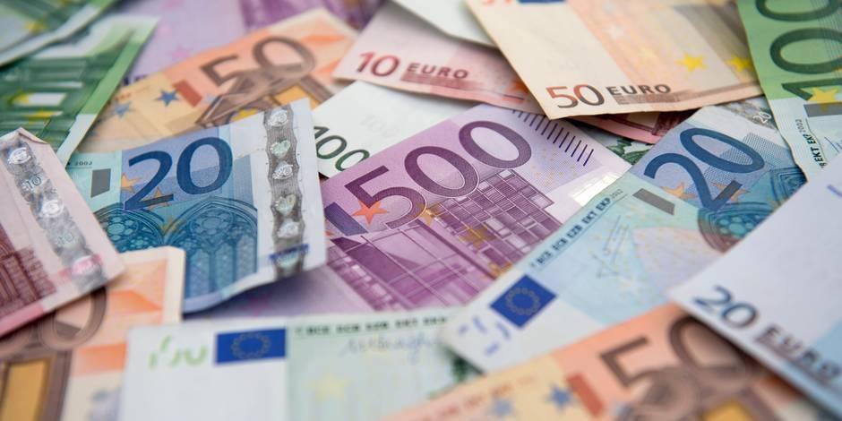 Le revenu des Belges a augmenté, sur fond d'inégalités