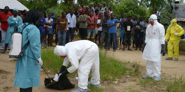 Ebola: vaccin en vue ? - La Libre