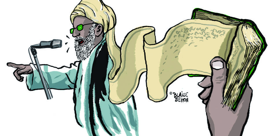 Le drame de l'islam contemporain