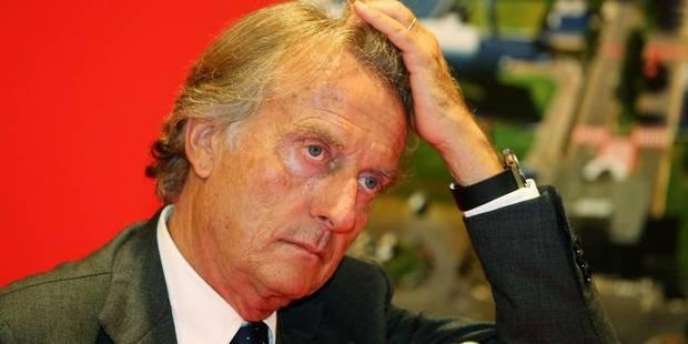 F1: le patron de Ferrari quitte l'écurie et touche... 27 millions d'euros - La Libre