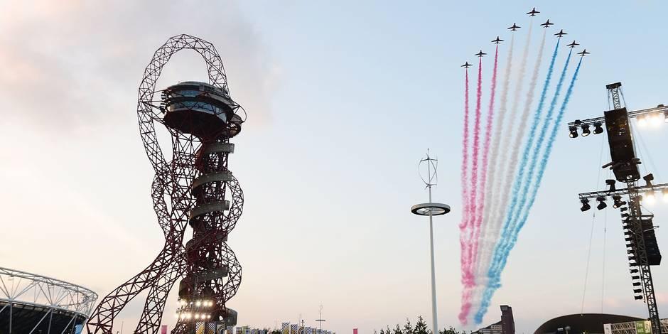 Les Invictus Games pour les soldats blessés s'ouvrent à Londres