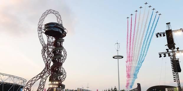 Les Invictus Games pour les soldats blessés s'ouvrent à Londres - La Libre