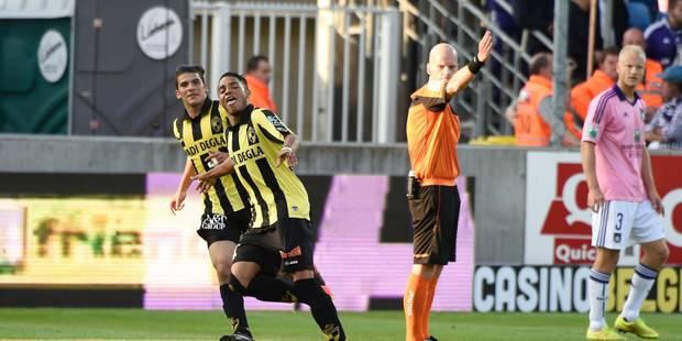Anderlecht surpris et mal payé au Lierse (2-2) - La Libre