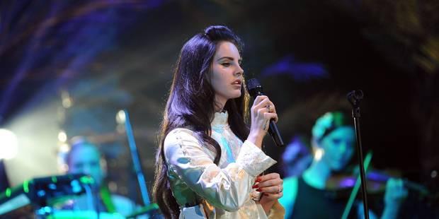 Virgin Radio boycotte Lana Del Rey - La Libre