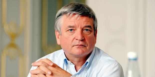 Bilan de législature à Liège - Jean-Pierre Hupkens , échevin de la Culture