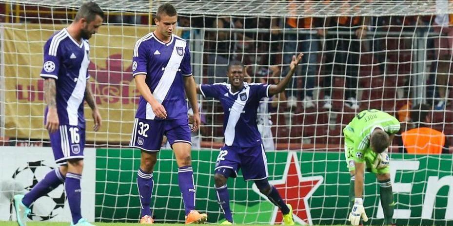 Anderlecht quitte Istanbul plein de regrets (1-1)