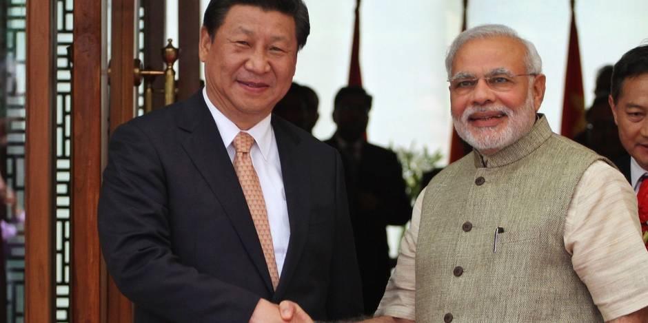 Chine - Inde: entre hostilités et méfiance à toute épreuve