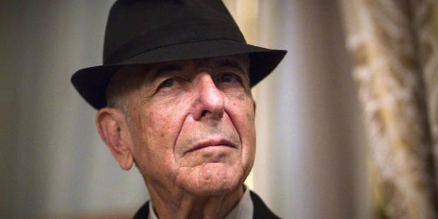 5 chansons qui symbolisent le génie de Leonard Cohen - La Libre