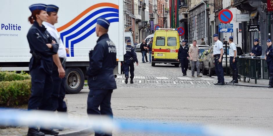 """Un attentat djihadiste à Bruxelles? """"Nos services sont dépassés"""" - La Libre"""