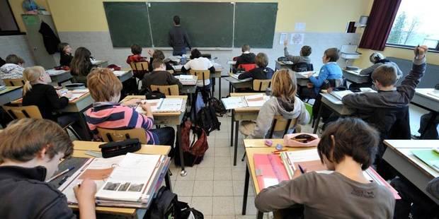 Il y a en moyenne un enseignant pour neuf élèves en Belgique. Bien ou pas? - La Libre