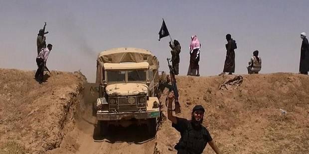 Irak: les jihadistes détruisent un sanctuaire musulman et piègent une église - La Libre