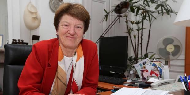 Françoise Dupuis passe du Parlement à Bruxelles Formation - La Libre