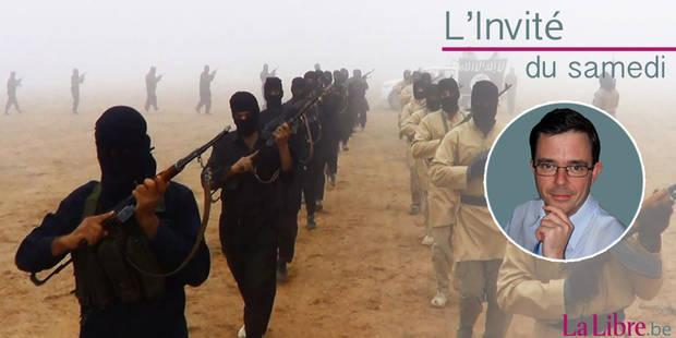 """Henrotin : """"Tôt ou tard, nous serons les ennemis de l'Etat Islamique ! Nous n'y échapperons pas"""" - La Libre"""