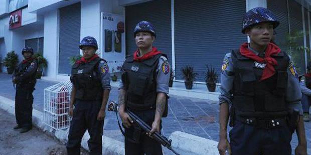 Echec des négociations de paix en Birmanie - La Libre