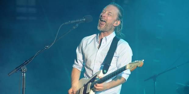 Le chanteur de Radiohead en solo et téléchargeable - La Libre