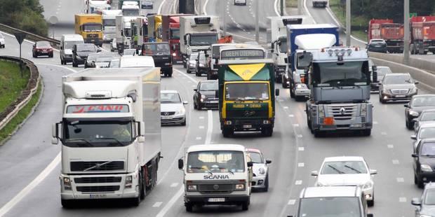 Importants embouteillages sur l'échangeur entre l'E19 et le ring intérieur - La Libre