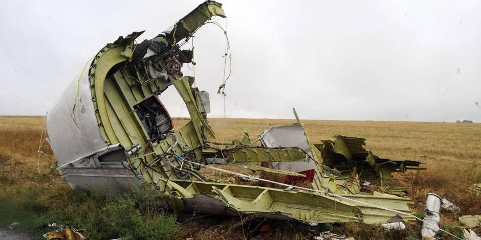 La tragédie figée du vol MH17