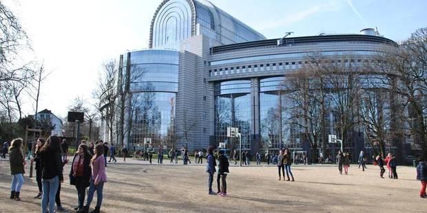 La Ville de Bruxelles promeut le développement multifonctionnel du quartier européen - La Libre