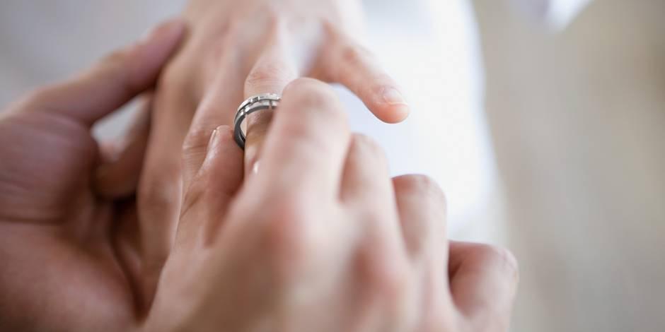 Une bague de fiançailles trop chère, gage de divorce ?