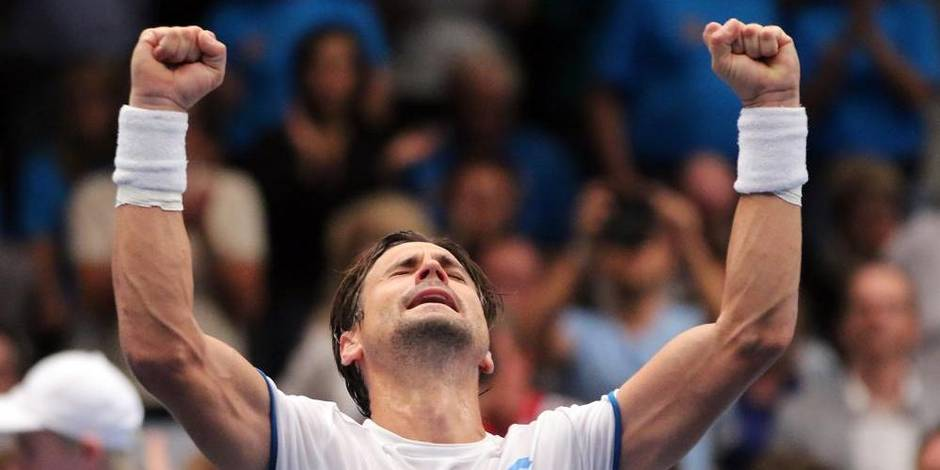 ATP Vienne : David Ferrer rejoint Andy Murray en finale