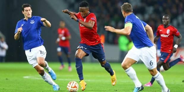 Lille et Everton se neutralisent, Naples surpris à Berne - La Libre
