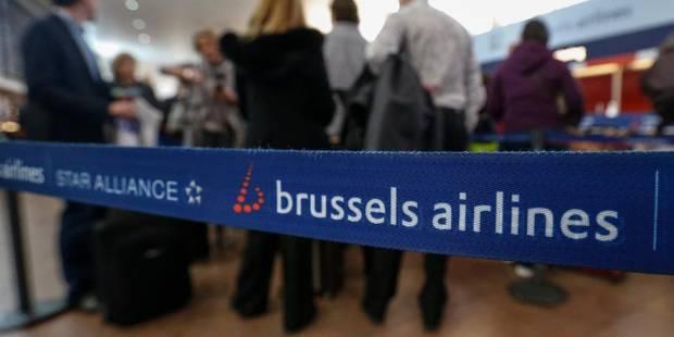 """Ebola: Brussels Airlines veut une """"prime"""" OMS - La Libre"""