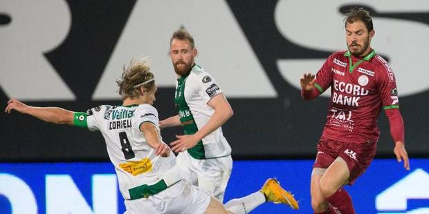 Jupiler Pro League : Charleroi bat Ostende, le Cercle gagne le match des mal classés à Waregem, Westerlo 3e - La Libre