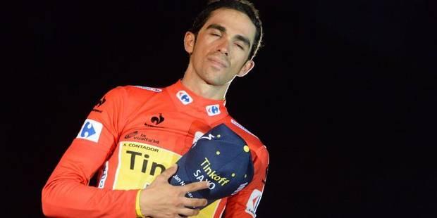 Le Vélo d'Or officiellement attribué à Alberto Contador - La Libre
